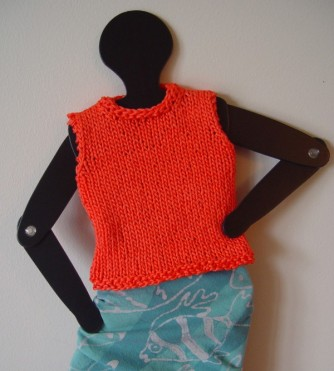 My First Sweater class project