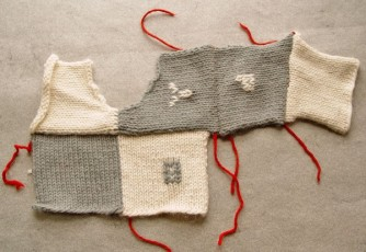 Finish It! sample squares joined