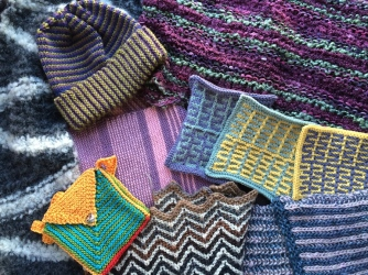 Examples of types of stripes